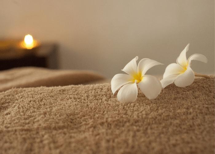 Massage – Escapade en Polynésie