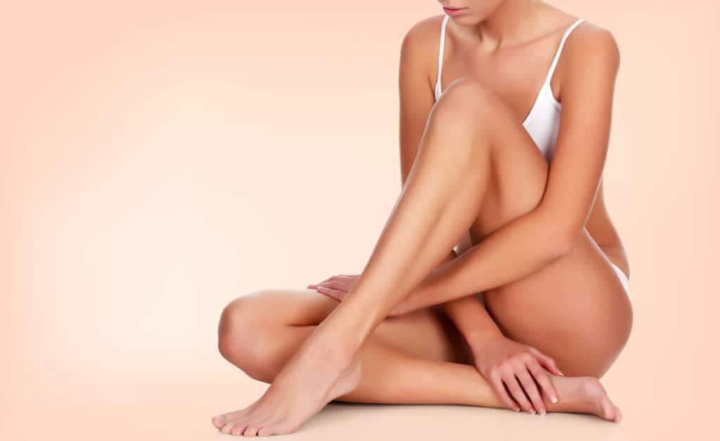 Epilation femme – Forfait jambes/maillot/aisselles
