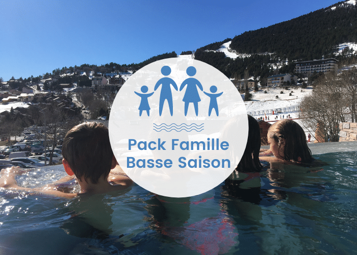 Pack Famille Basse Saison